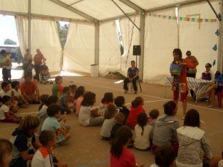 Camping Zaragoza 2012