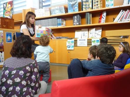 Biblioteca Aragon 2009