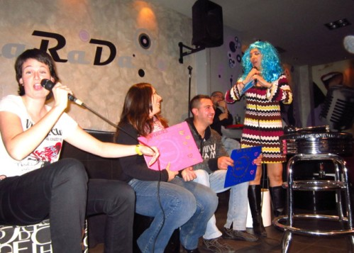 concursando en Charada 2012
