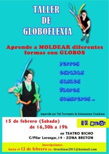 globoflexia con Yoli Terremota