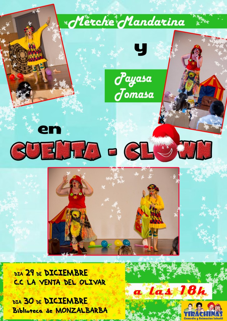 CARTEL CUENTACLOWN