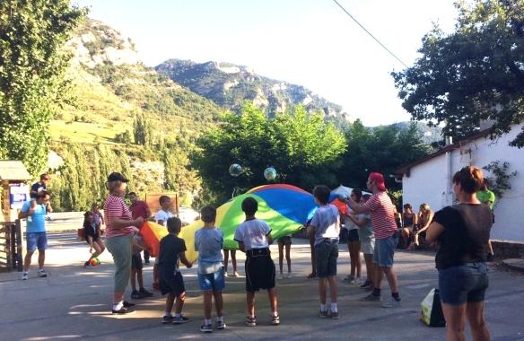 Acampada Huesca_phixr